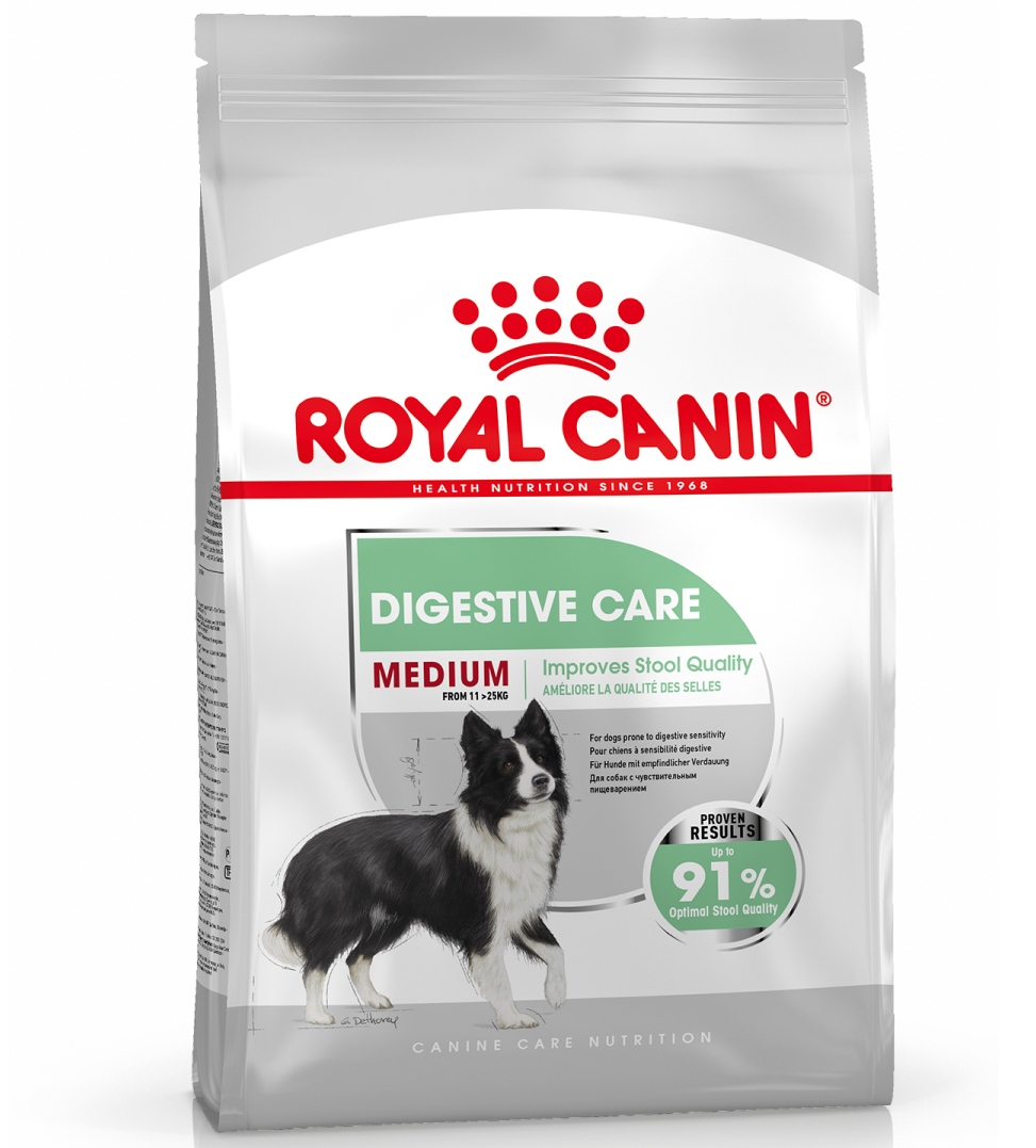 Royal Canin - Canine Care Nutrition - Medium  Digestive Care - 10 kg