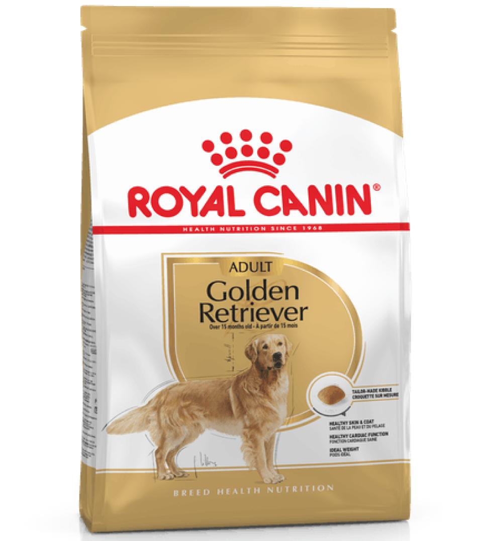 Royal Canin - Breed Health Nutrition - Golden Retriver - Adult - 12kg
