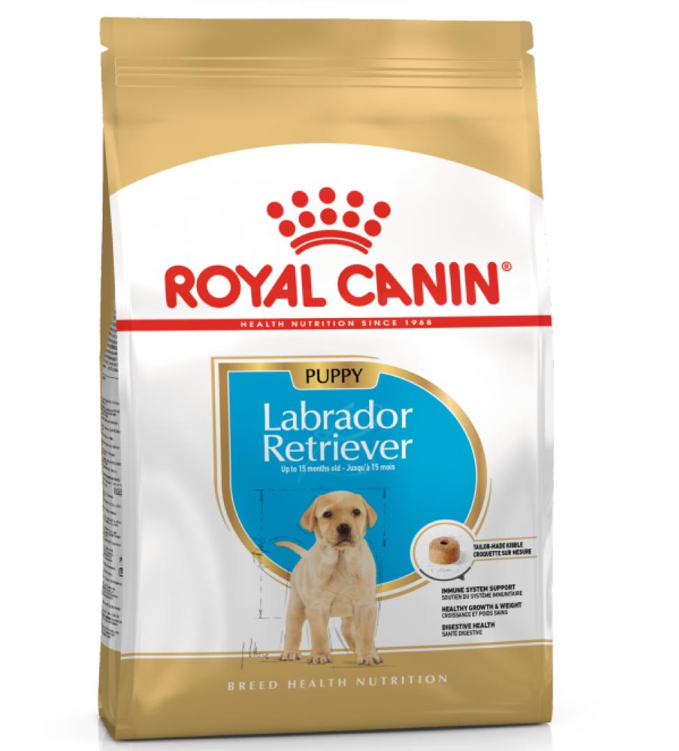 Royal Canin - Breed Health Nutrition - Labrador Retriver - Puppy 12 kg