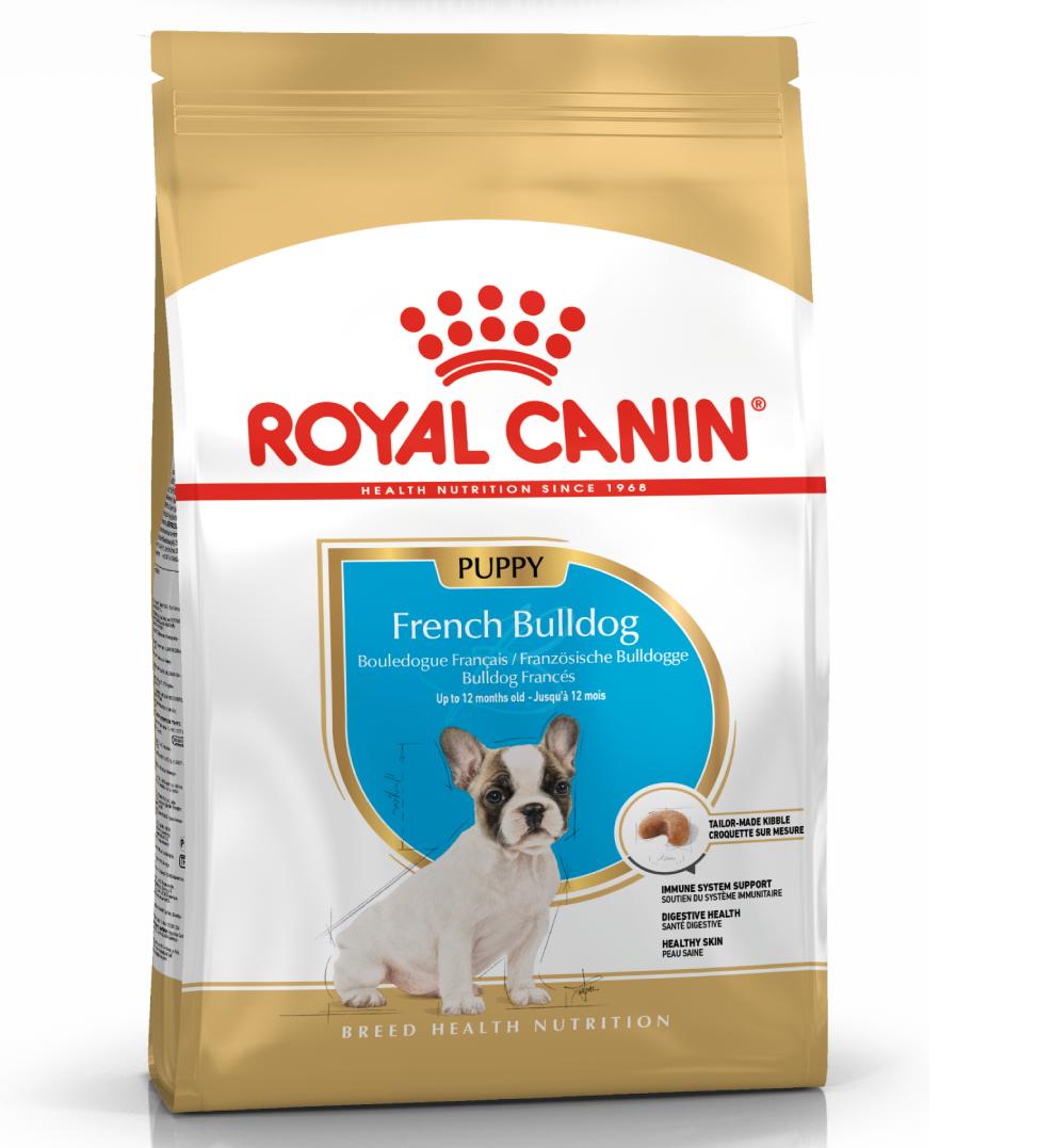 Royal Canin - Breed Health Nutrition - French Bulldog - Puppy - 3 kg