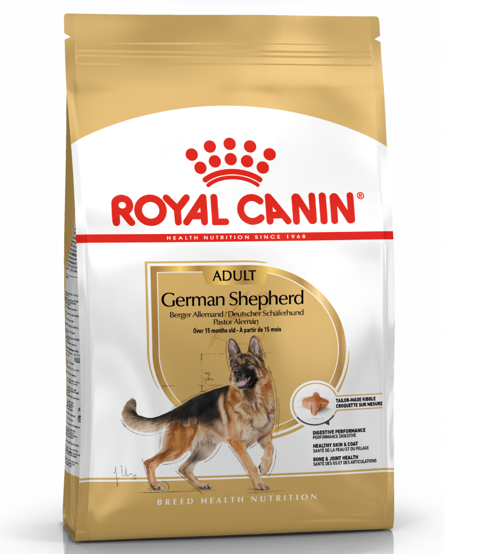 Royal Canin - Breed Health Nutrition - German Sheperd Adult - 11 kg