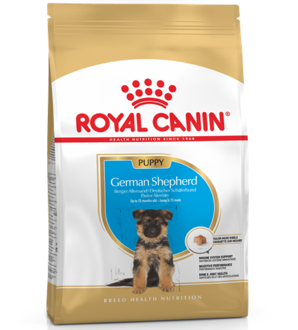 Royal Canin - Breed Health Nutrition - German Sheperd - Puppy - 12kg