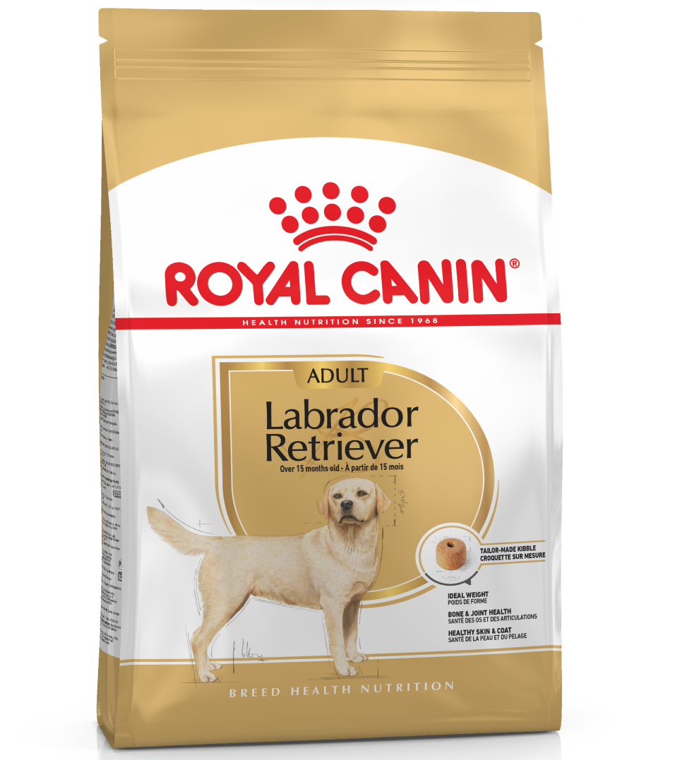 Royal Canin - Breed Health Nutrition - Labrador Retriver - Adult - 12 kg