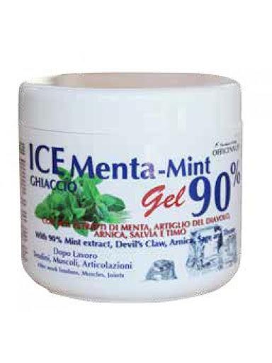 Officinalis Ice Ghiaccio Menta Gel 90% 500 ML