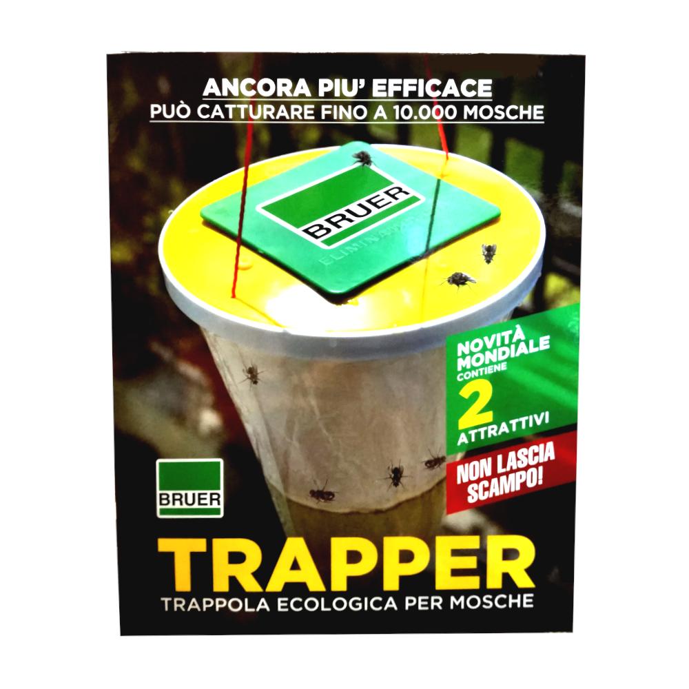 TRAPPER - trappola ecologica per mosche