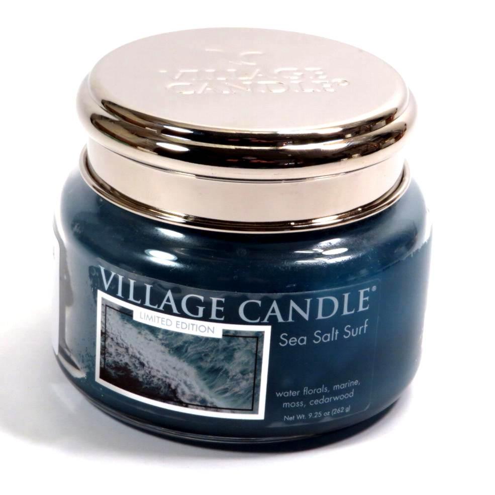 Candela Village Candle Sea salt 50 ore