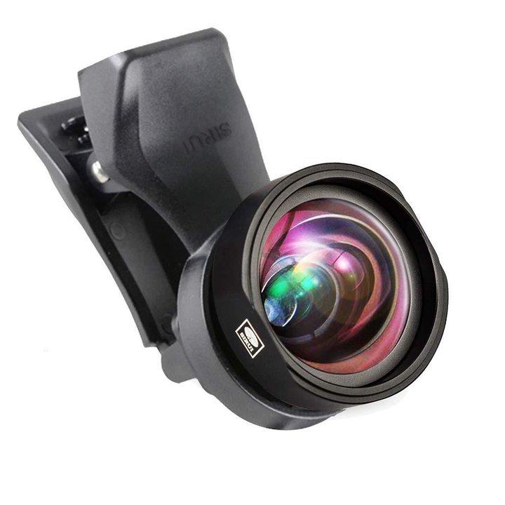 Obiettivo per Smartphone 18mm