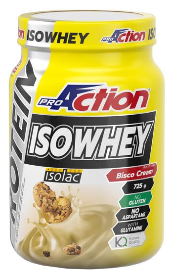 Proaction Isowhey Bisco Cream 725 G