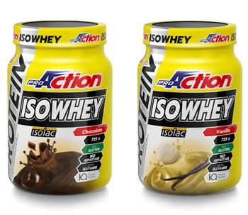 Proaction Isowhey Cioccolato 725 G