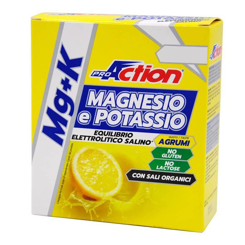 Proaction MG + K Magnesio Potassio 10 Buste