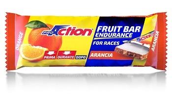 Proaction Fruit Bar Arancia Barretta 40 G