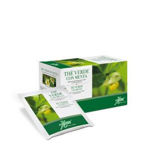 Aboca Thè Verde Con Menta Confezione da 20 bustine