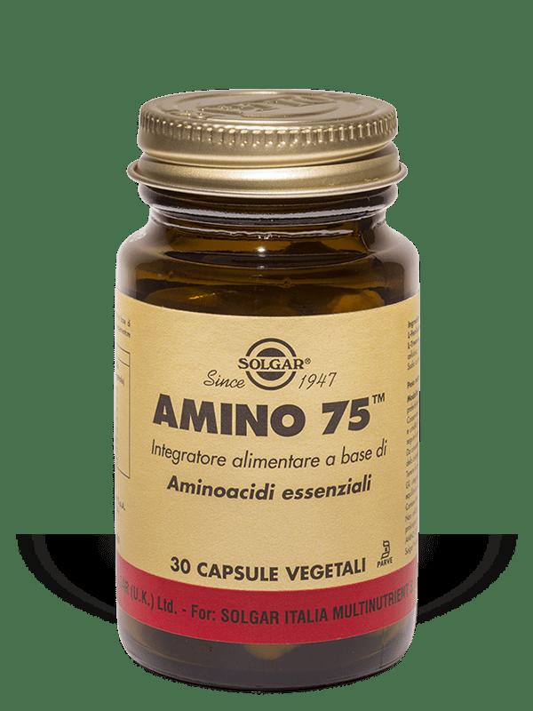 Solgar Amino 75™30 capsule vegetali