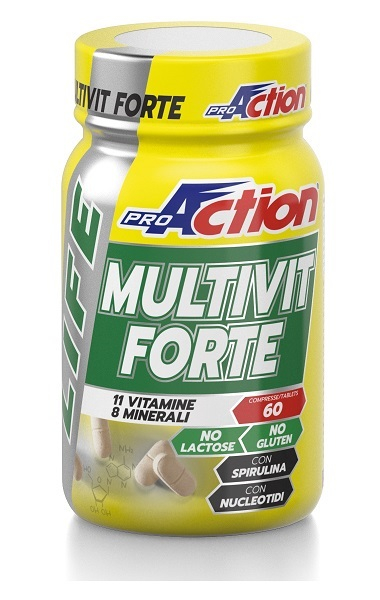Proaction Multivit Forte 60 Compresse