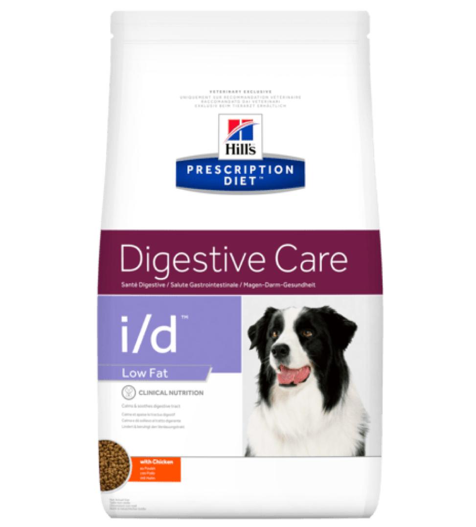Hill's - Prescription Diet Canine - i/d Low Fat - 1,5 kg