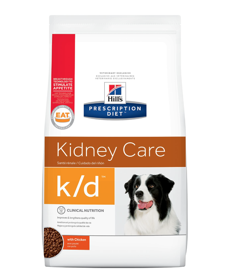 Hill's - Prescription Diet Canine - k/d - 2 kg