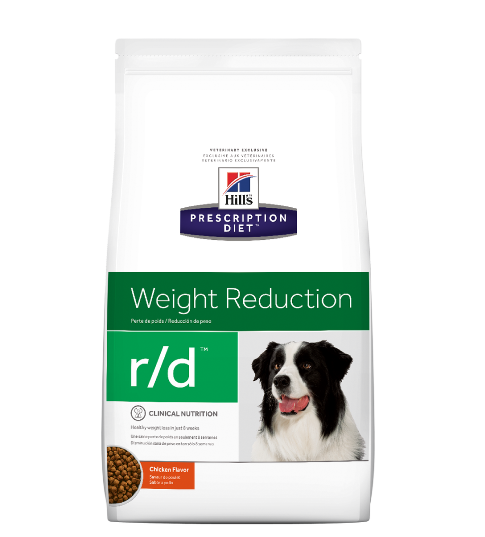 Hill's - Prescription Diet Canine - r/d - 1,5 kg