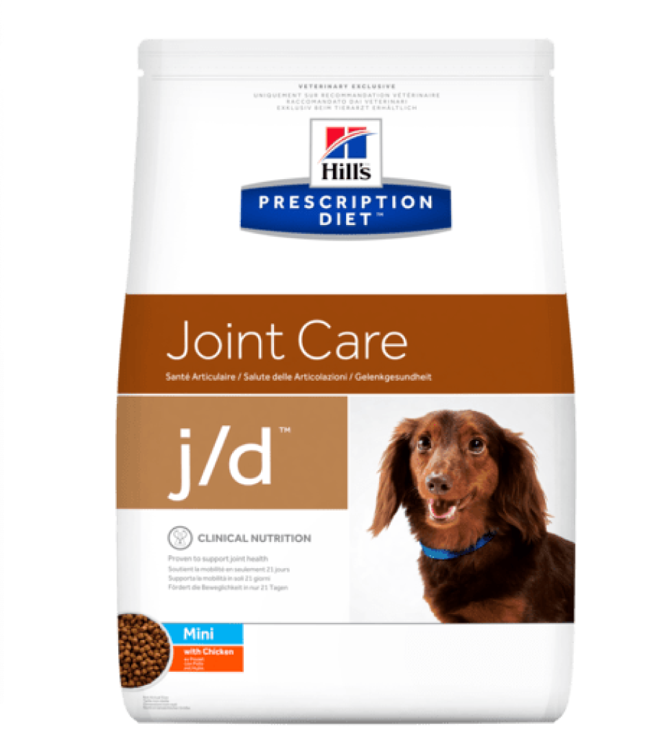 Hill's - Prescription Diet Canine - j/d Mini - 2 kg