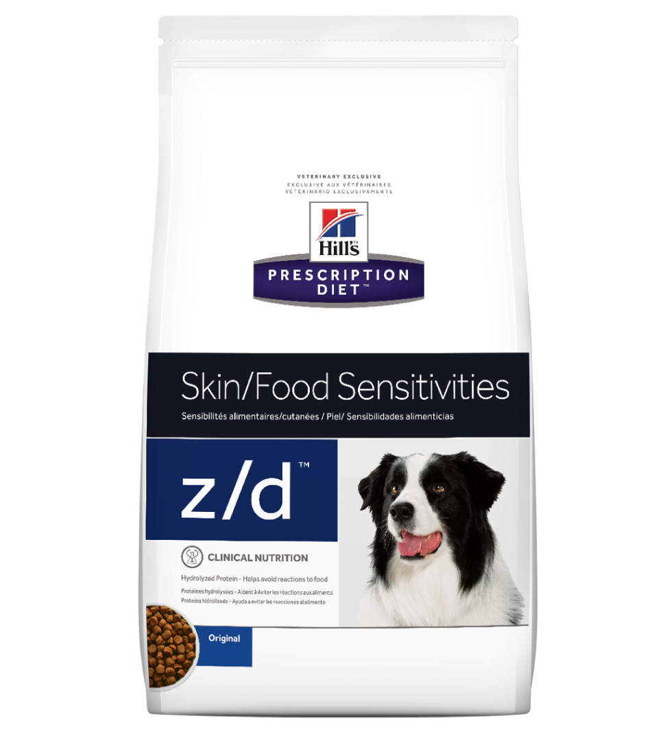 Hill's - Prescription Diet Canine - z/d - 3kg