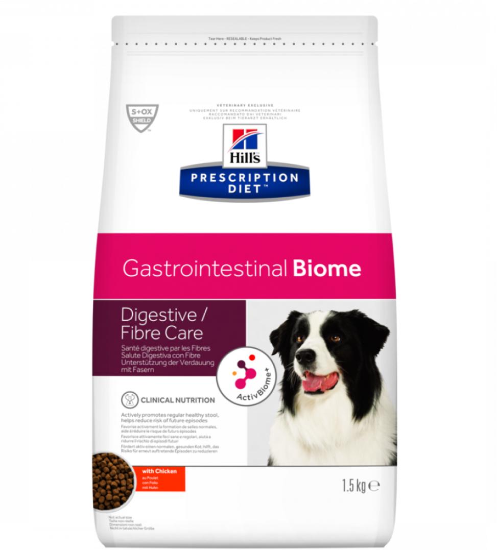 Hill's - Prescription Diet Canine - Gastrointestinal Biome - 1,5kg