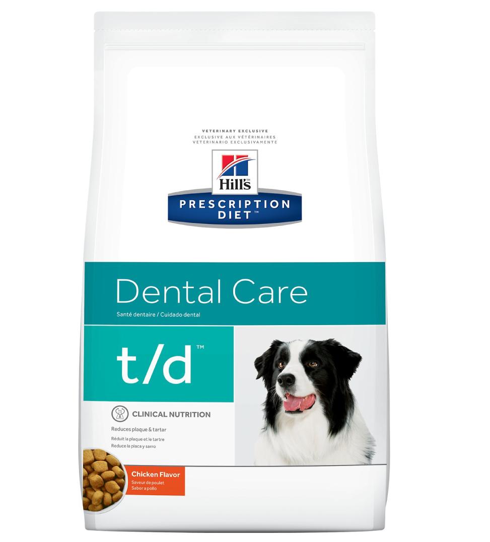 Hill's - Prescription Diet Canine - t/d - 3 kg