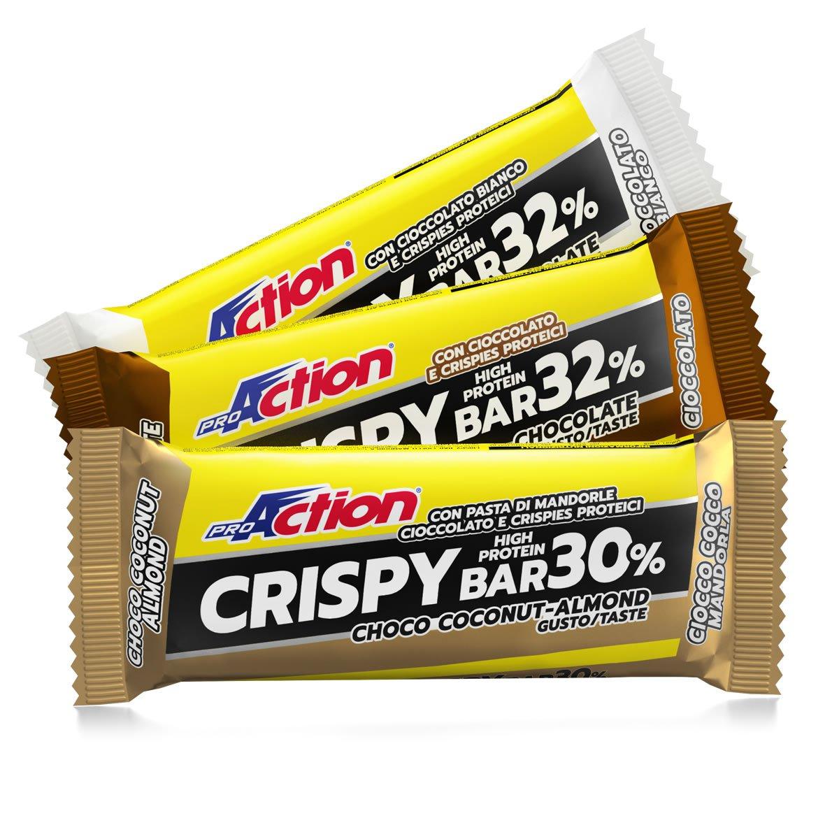 Proaction Crispy Bar 50 G