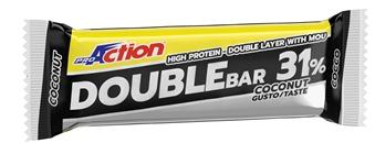 Proaction Dou Bar 31% Cocco e Caramello Barretta 60 G
