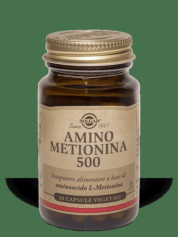 Solgar Amino Metionina 500-30 capsule vegetali