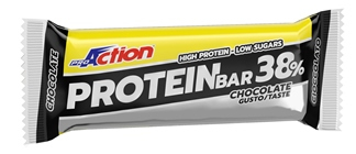 Proaction Protein Bar 38% Barretta 80 G
