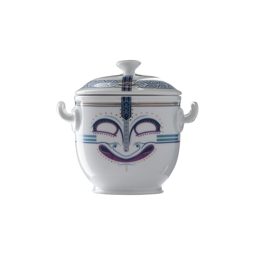 Piccolo centrotavola in Giftbox | Quart-Hadast | Ethnics