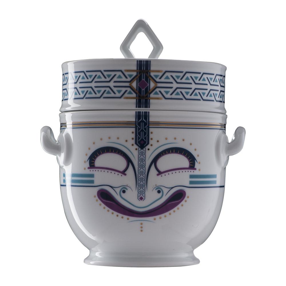 Rinfrescatoio 2 pezzi in Giftbox | Quart-Hadast | Ethnics