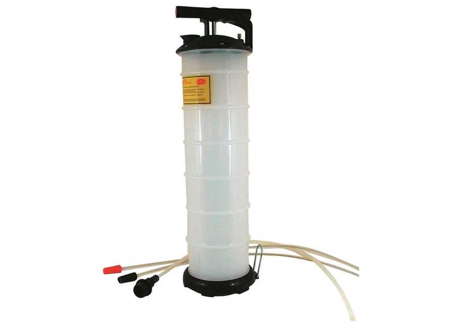 Pompa Olio 6.5 Litri - Motomarine