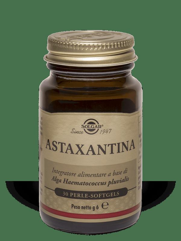 Solgar Astaxantina 30 perle soft-gels