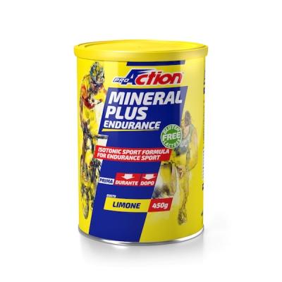 Proaction Mineral Plus + Borraccia 450 G