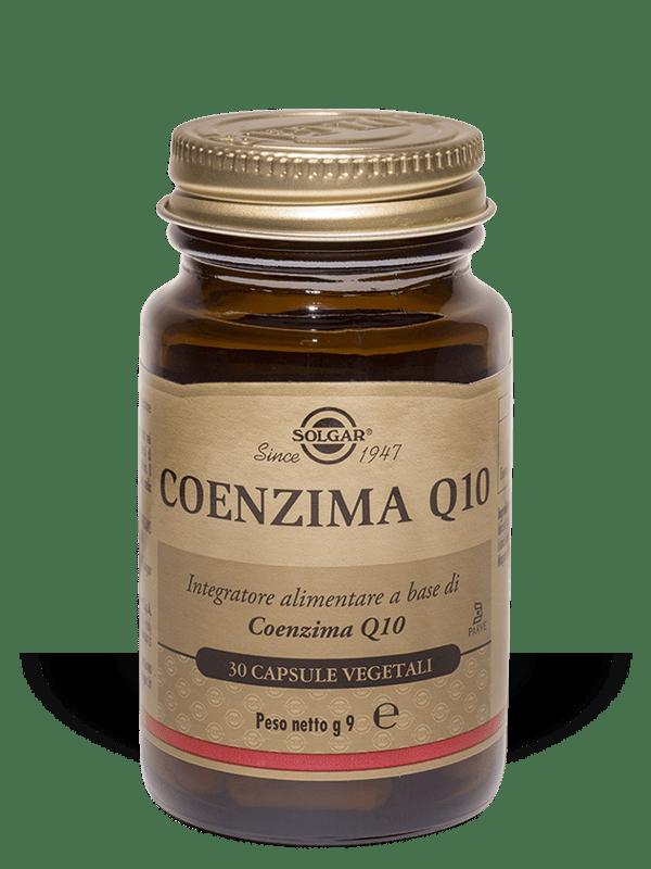 Solgar Coenzima Q10-30 capsule vegetali
