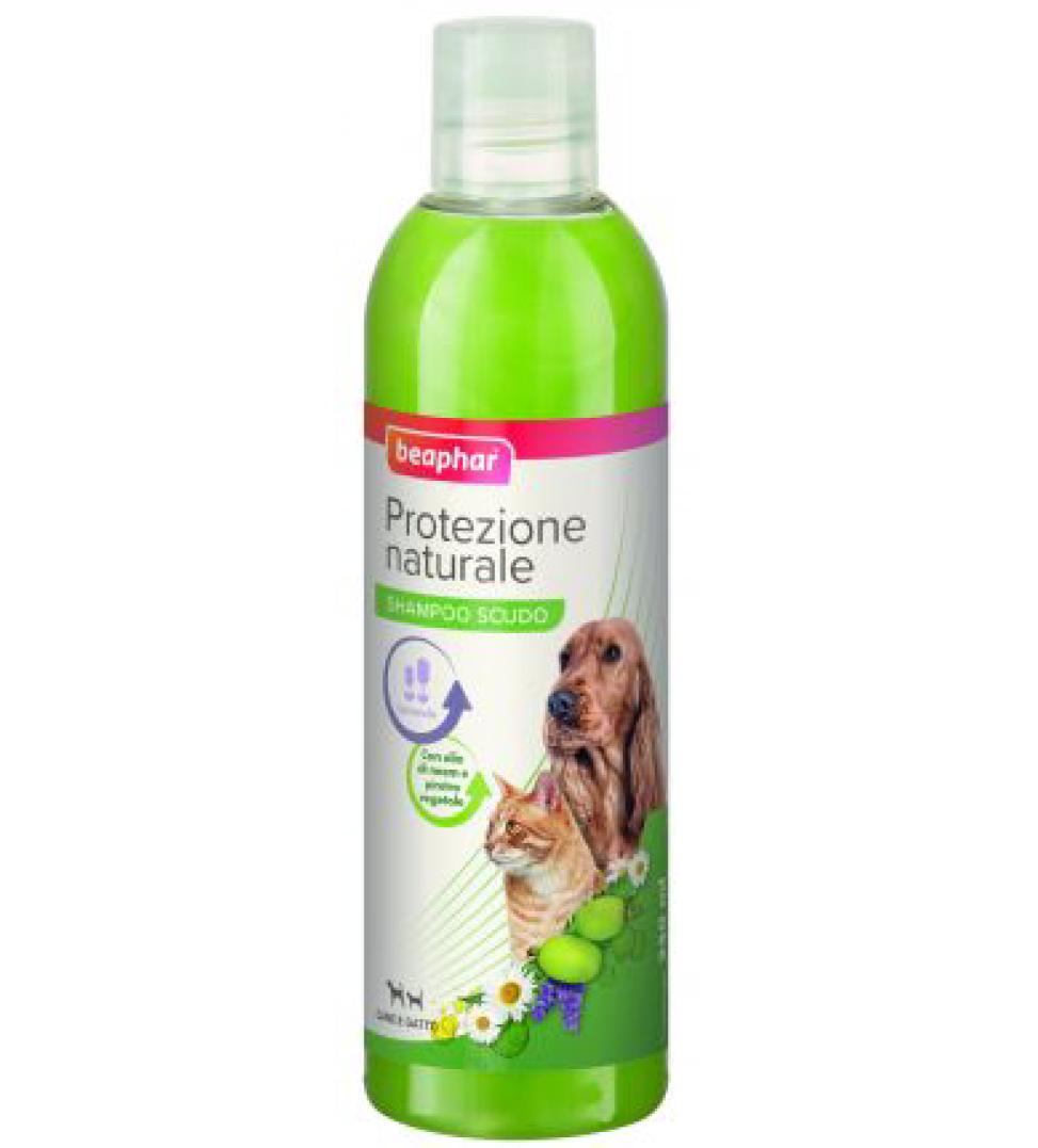 Beaphar - Protezione Naturale - Shampoo antiparassitario - 250ml