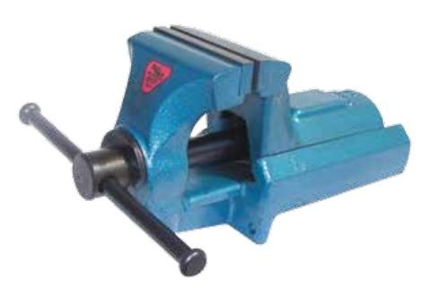 Morsa parallela in acciaio forgiato modello Grigna MCP 122.150