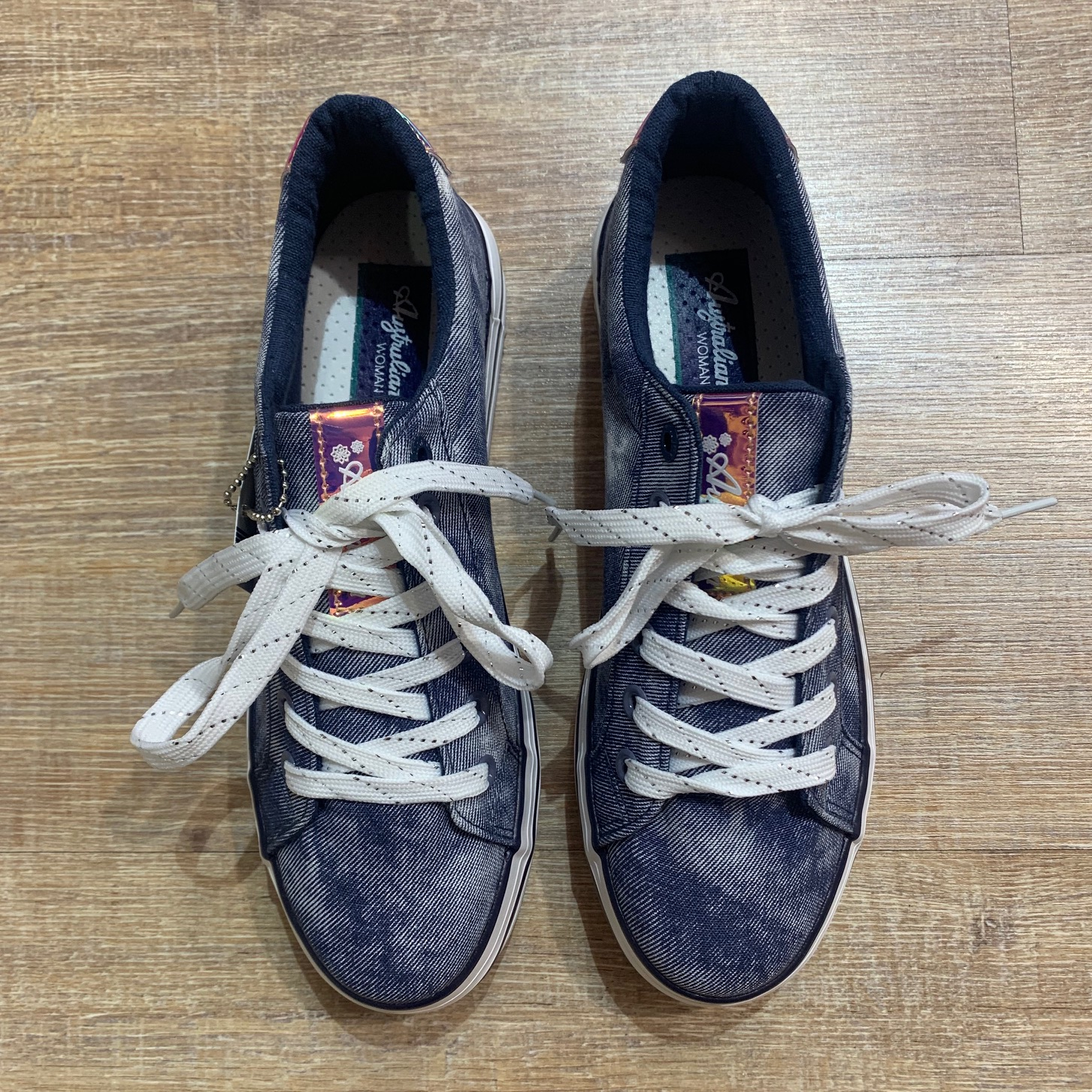 AUSTRALIAN • SNEAKERS DENIM W