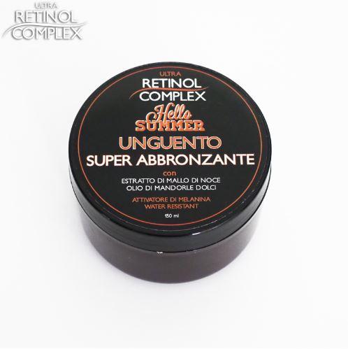RETINOL COMPLEX Hello summer unguento super abbronzante 150ml