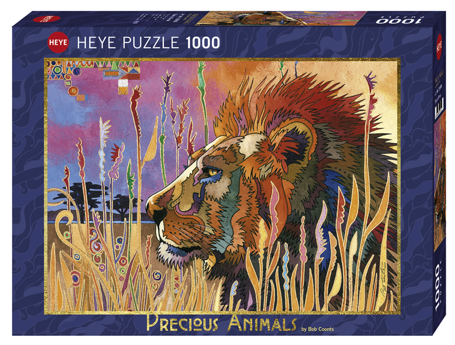 HEYE - PRECIOUS ANIMALS (by Bob Coonts)