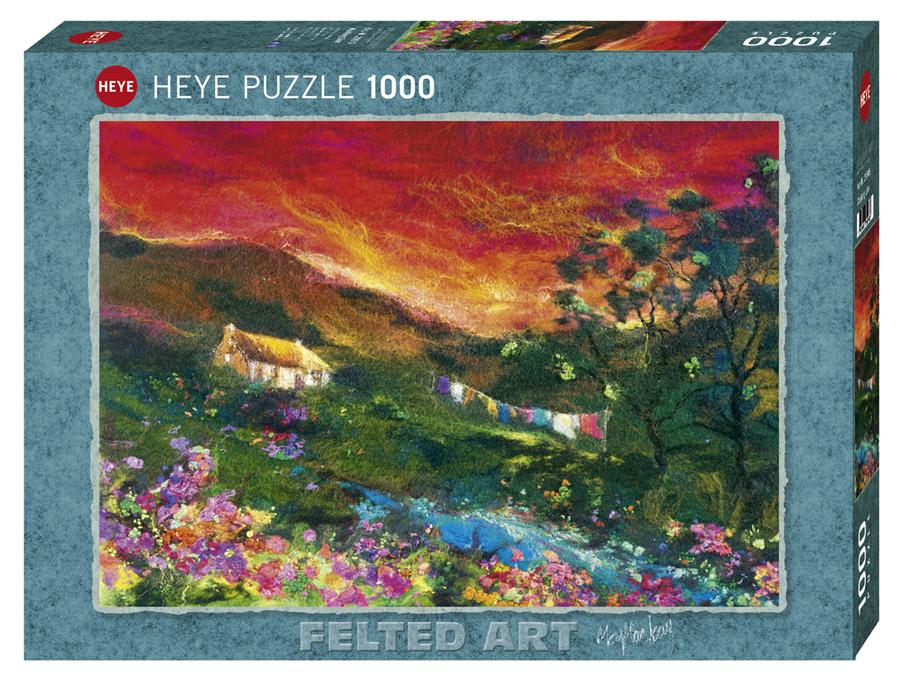 HEYE - FELTED ART (by Moy Mackay)