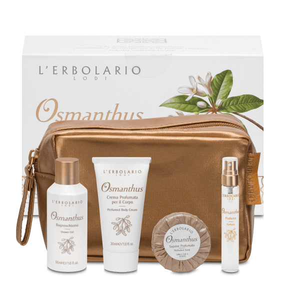 Osmanthus Beauty-Set da Viaggio - Ed. Lim. 1 pz