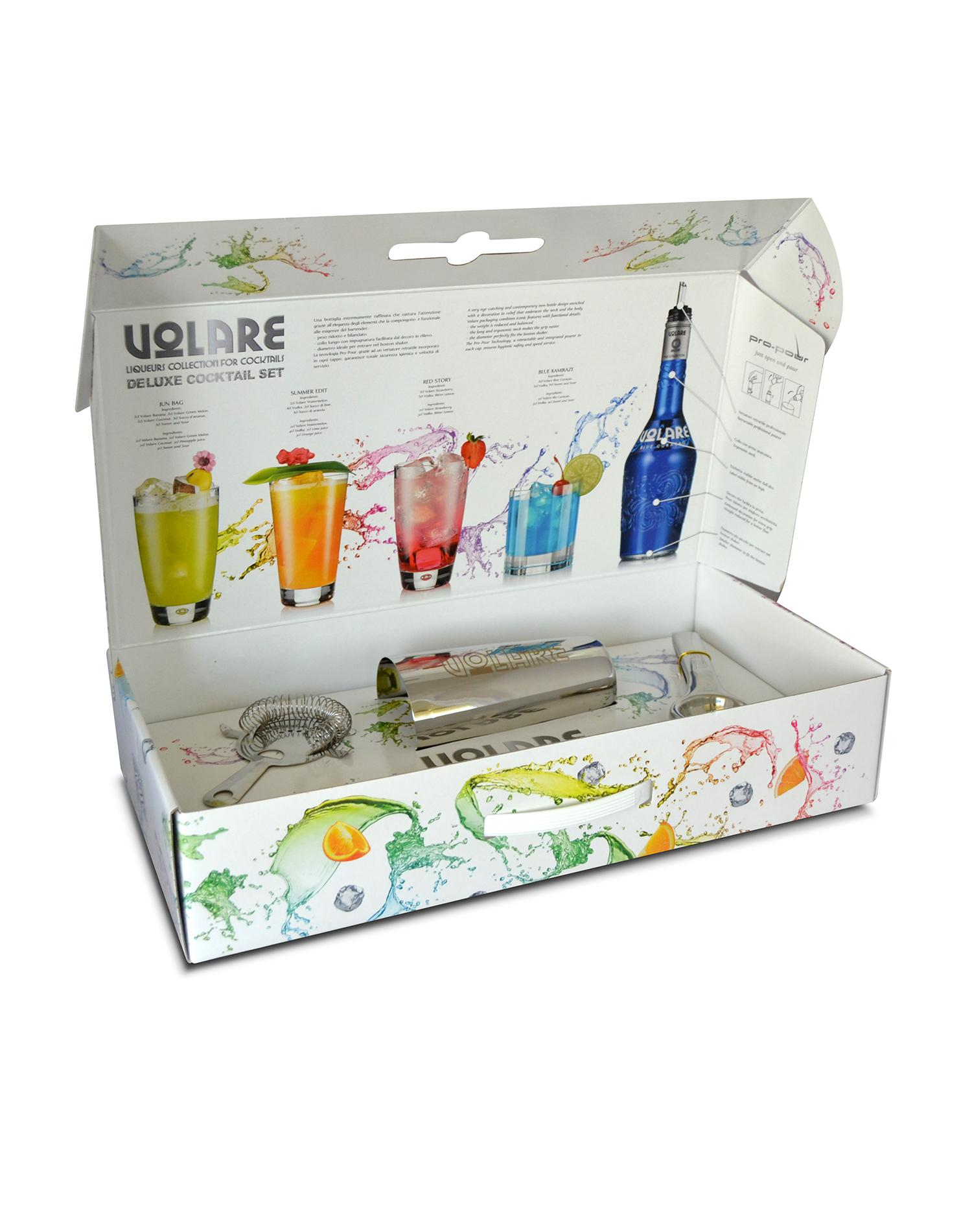 Valigetta Volare Cocktail kit
