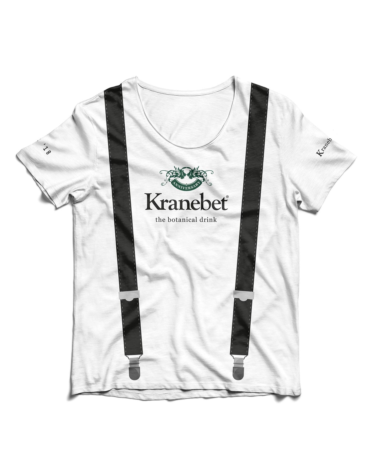 T-Shirt Kranebet