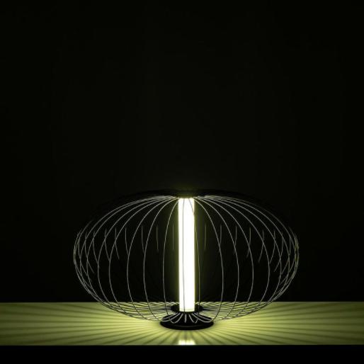 LAMPADA MIZAR - STONES