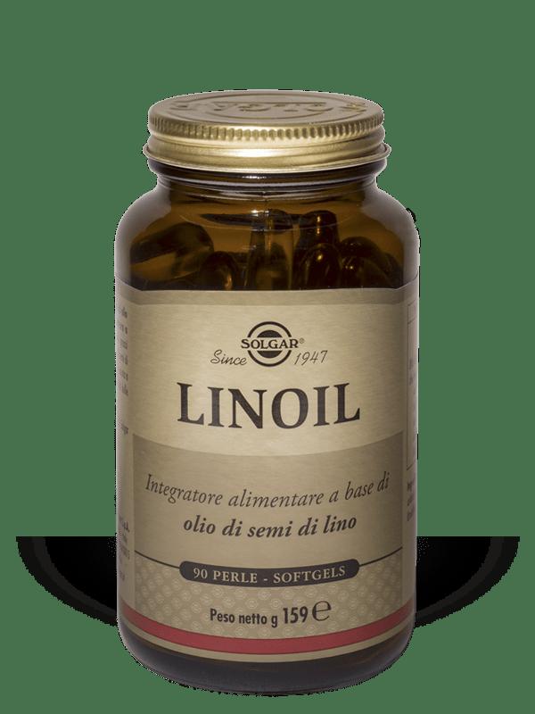Solgar Linoil 90 perle - softgels