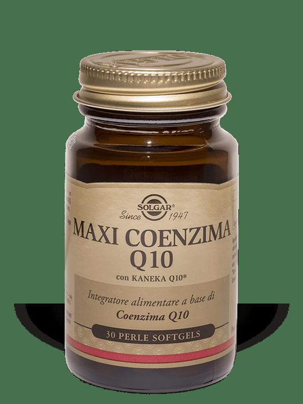 Solgar Maxi Coenzima Q10-30 perle - softgels