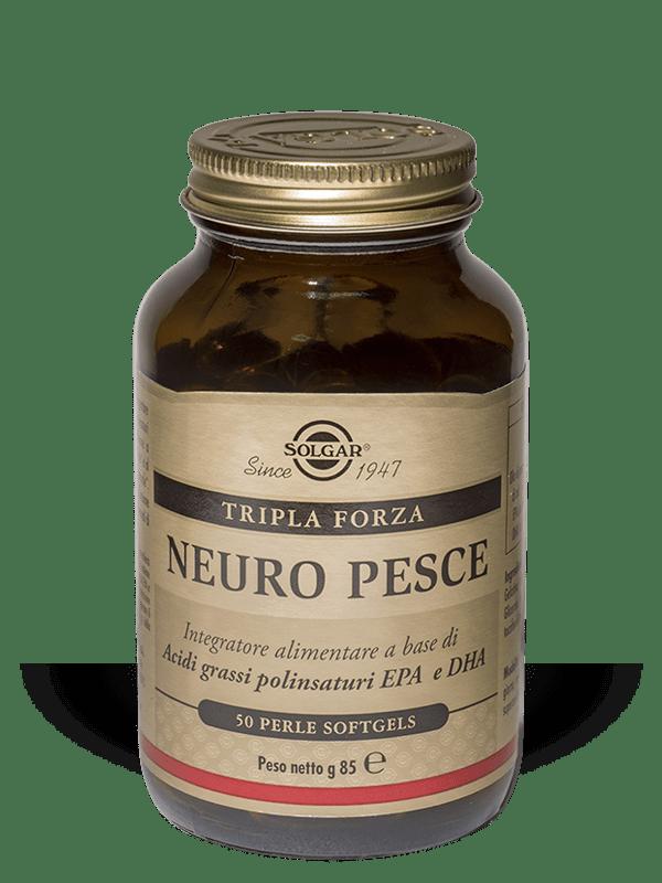 Solgar Neuro Pesce-50 perle