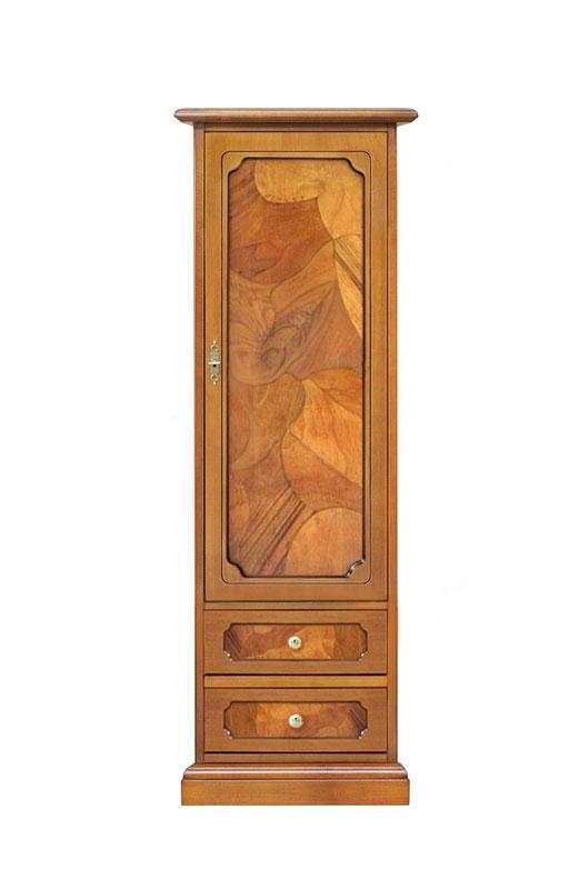 1 door storage cabinet in briar root