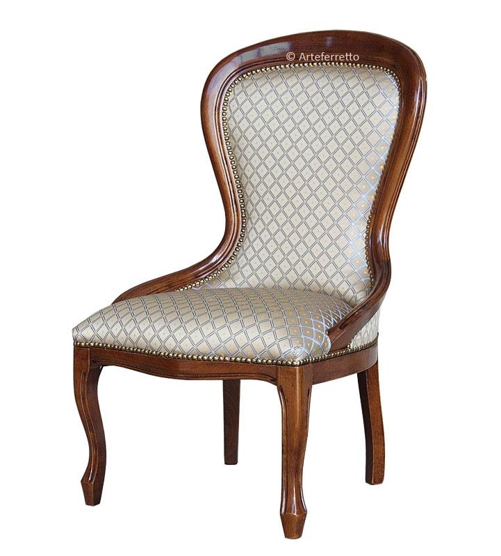 Embrace armchair night zone